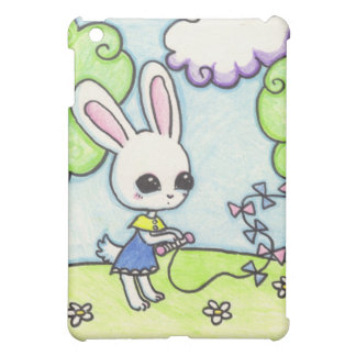 Bunny's kite is stuck in a tree iPad mini case