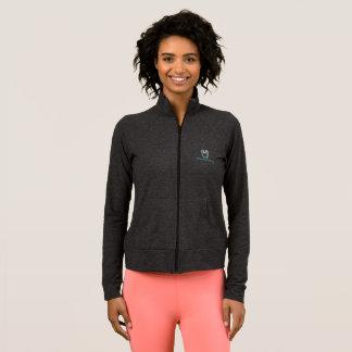 #bunnystrong Zip Up- Women's Jacket