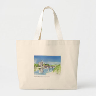 Bunratty Castle Large Tote Bag