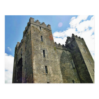 Bunratty Castle Postcard