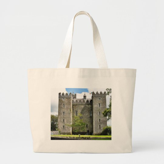 Bunratty Castles Large Tote Bag