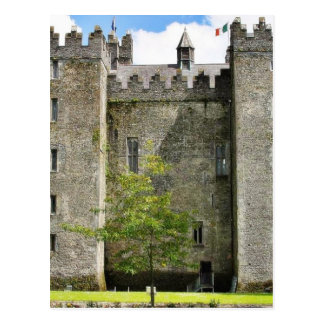Bunratty Castles Postcard