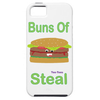 Buns Of Steal IPhone 5 Case