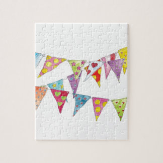 Bunting Jigsaw Puzzle