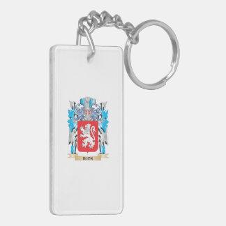 Buon Coat of Arms Rectangle Acrylic Keychain