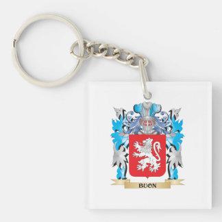 Buon Coat of Arms Acrylic Key Chain