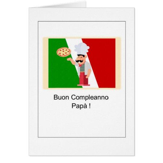 Buon Compleanno Papà - Happy Birthday in Italian
