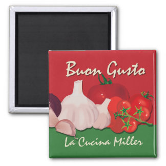Buon Gusto Kitchen Magnet
