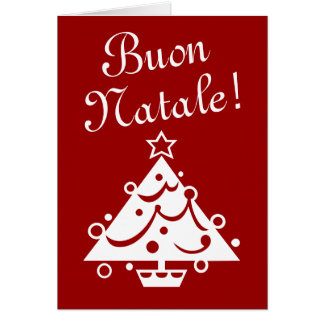 Italian Greeting Greeting Cards