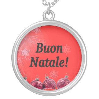 Buon Natale! Merry Christmas in Italian bf Jewelry