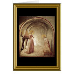 Buon natale - St. Francis Prayer in Italian Greeting Cards
