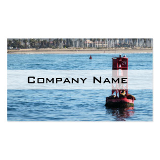 Buoy Sea Lions Pack Of Standard Business Cards