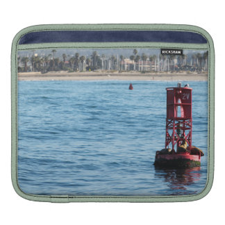 Buoy Sea Lions Sleeve For iPads