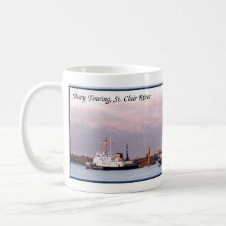 Buoy Towing St. Clair River mug