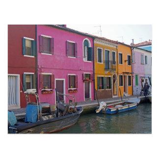 Burano Homes Postcard