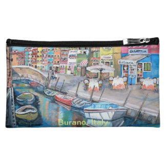 Burano, Italy Bagettes Bag Cosmetic Bags
