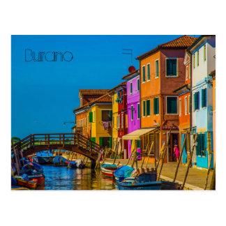 Burano Postcard