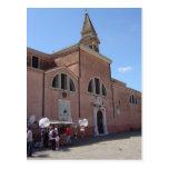 Burano, Venice 3 Postcards