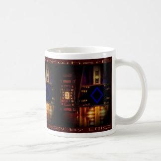 Burbandy Coffee Mug