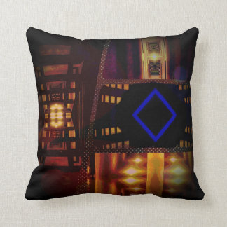 Burbandy Cushion