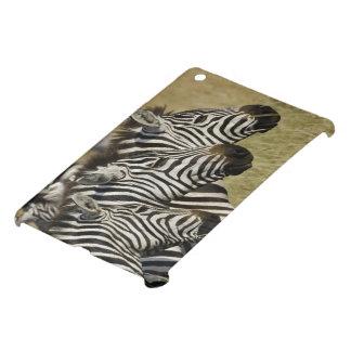 Burchelli's Zebra, Equus burchellii, Masai Mara, 4 iPad Mini Cover