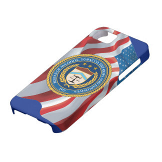 Bureau of Alcohol Tobacco Firearms Barely There iPhone 5 Case