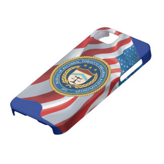 Bureau of Alcohol Tobacco Firearms iPhone 5 Cover