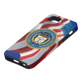 Bureau of Alcohol Tobacco Firearms iPhone 5 Cases