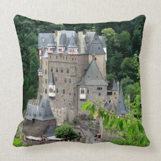 Burg Eltz castle, Germany Cushion