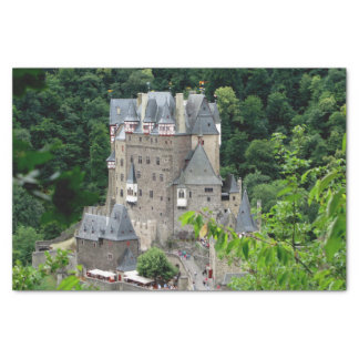 Burg Eltz, Germany Tissue Paper