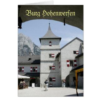 Burg Hohenwerfen Cards