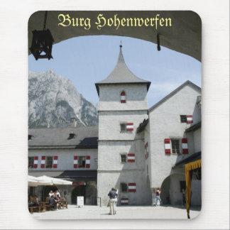 Burg Hohenwerfen Mouse Pad