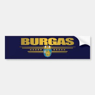 Burgas COA Bumper Sticker