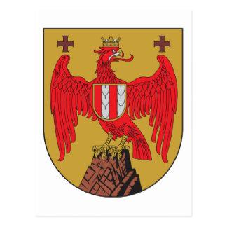 Burgenland Coat Of Arms Postcards