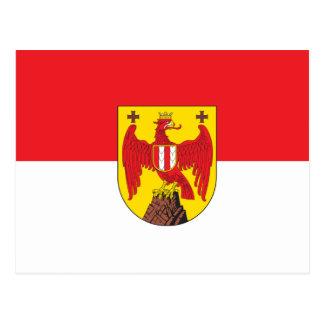 Burgenland Flag Post Card