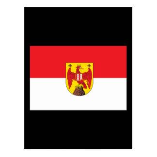 Burgenland Flag Postcard