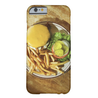 Burger and french fries barely there iPhone 6 case