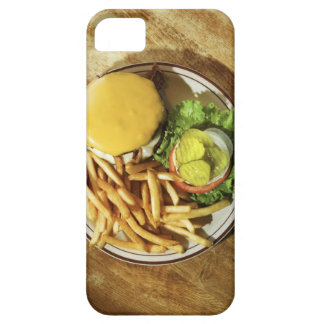 Burger and french fries case for the iPhone 5