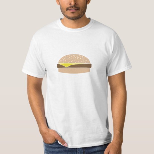 Burger Anyone T-Shirt