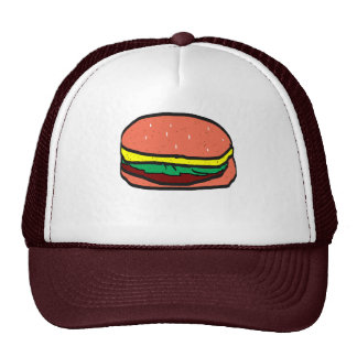 Burger Bug Cap