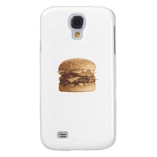 Burger Galaxy S4 Cover