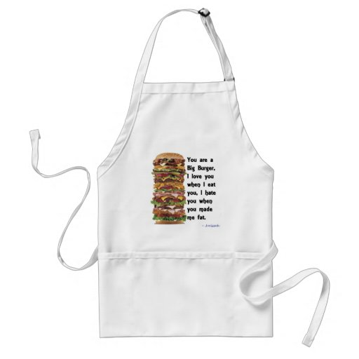 Burger Collection Aprons