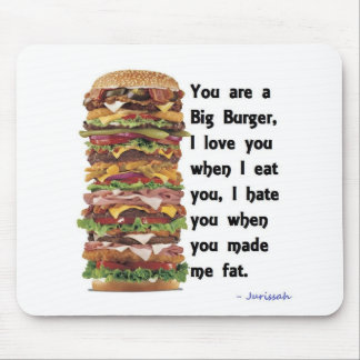 Burger Collection Mousepads