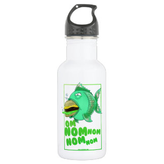 Burger Fish Waterbottle 532 Ml Water Bottle