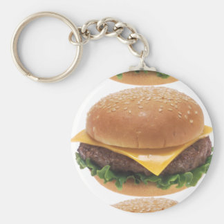 Burger Joint Keychains