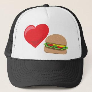 Burger Love!  Customizable: Trucker Hat