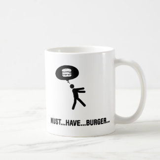 Burger Lover Coffee Mug