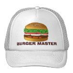Burger Master Hats