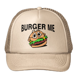 Burger Me Cap