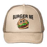 Burger Me Trucker Hat